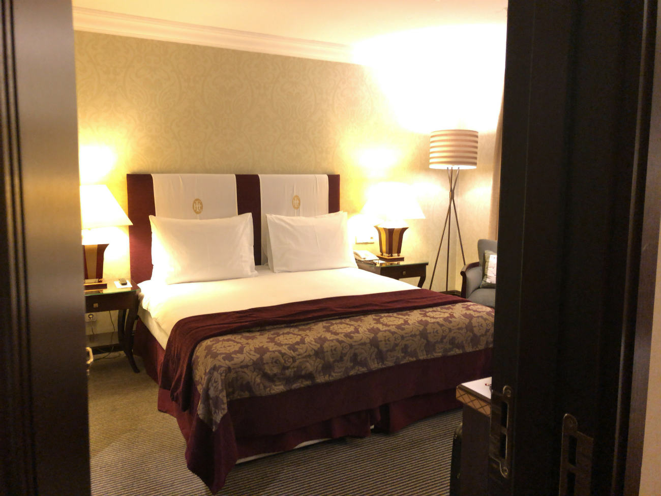 ホテル エスプレナーデの客室