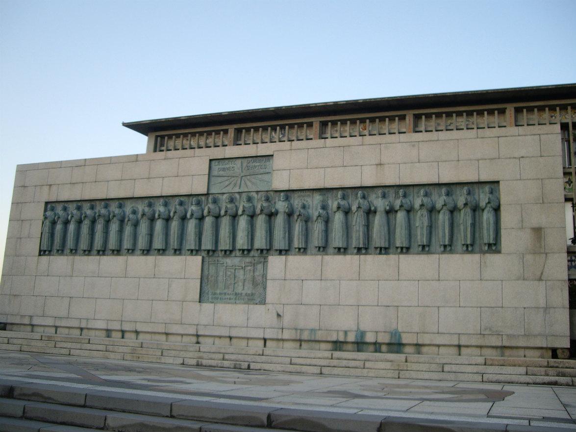 長崎の日本二十六聖人殉教地