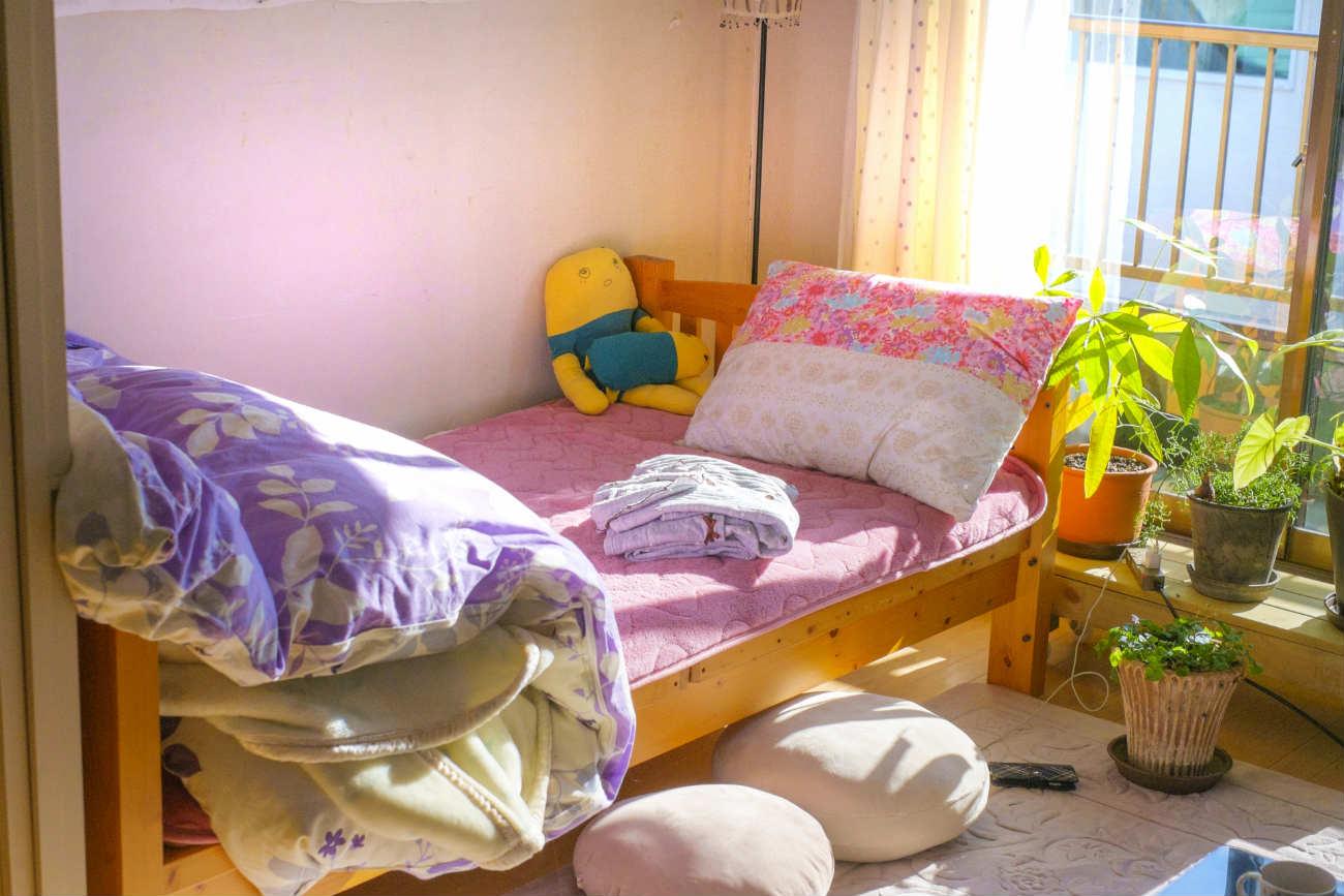 女の子の部屋